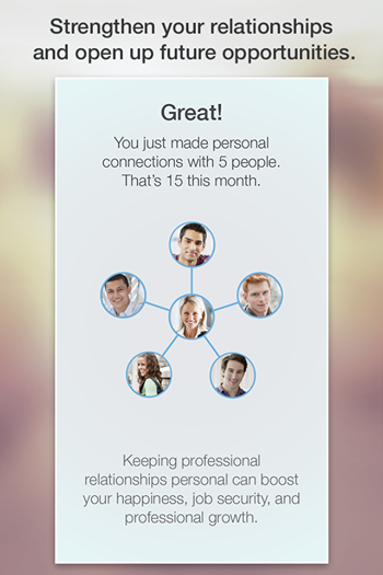 LinkedIn's Connected app wants to take the work out of networking | ZDNet