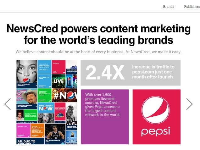Havas Media s'enrichit du contenu de NewsCred