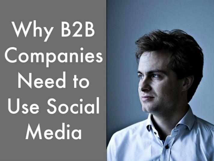 b2b companies social technologies
