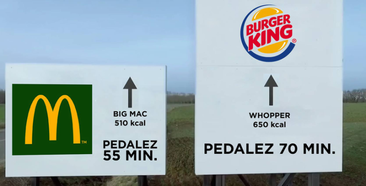 Vélib' s'incruste dans le clash McDonald's / Burger King