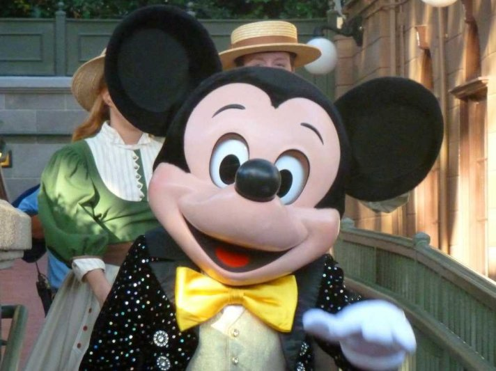2. The Walt Disney Company — $22.45 billion in media revenue