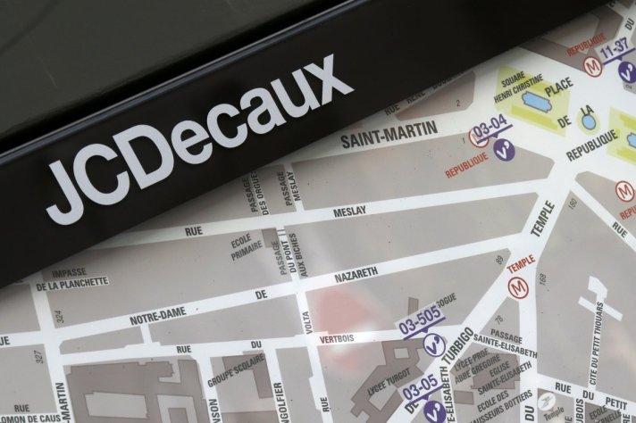 21. JCDecaux — $3.74 billion in media revenue