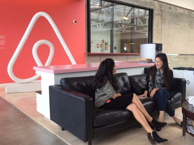 SHARING ECONOMY: Building trust on platforms like Airbnb