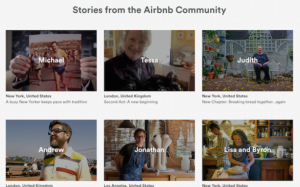 airbnb stories
