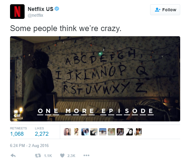 A Netflix Story: The Human Approach to Social Media Marketing [Infographic] | Social Media Today