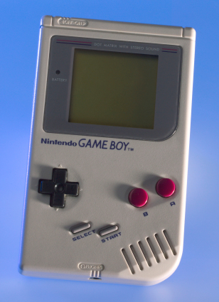 Nintendo Game Boy, 1989.